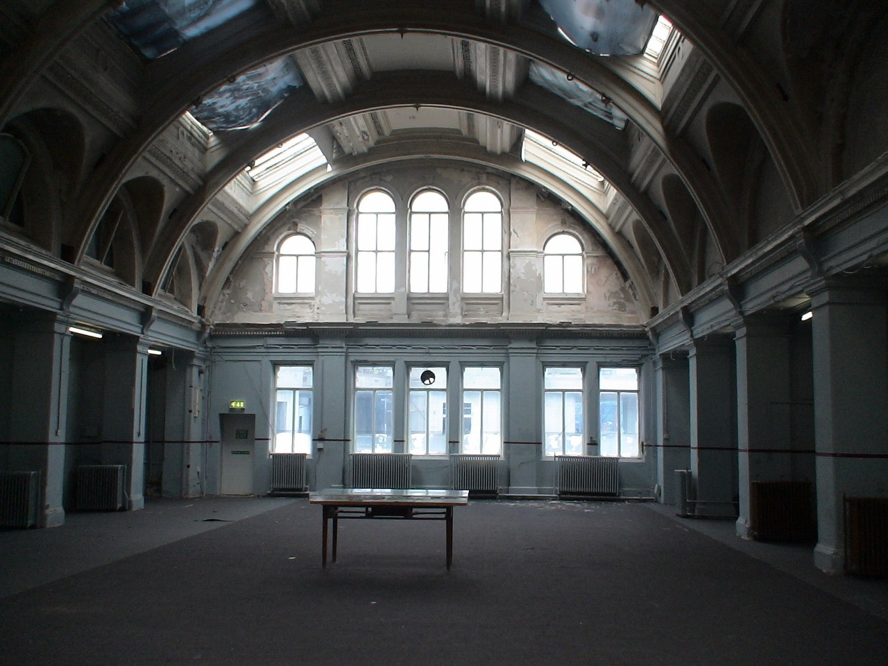 Drawing room in Belfast used for the Titanic, Olympic and Gigantic