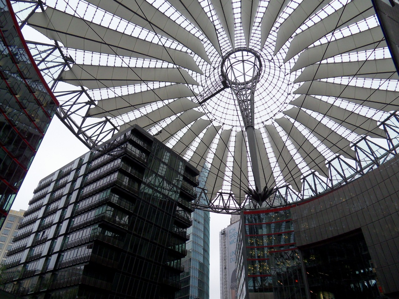 The Sony Centre